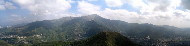 Tai Mo Shan (大帽山) weather