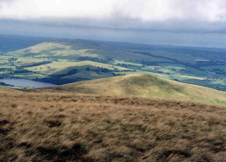 Longlands Fell weather