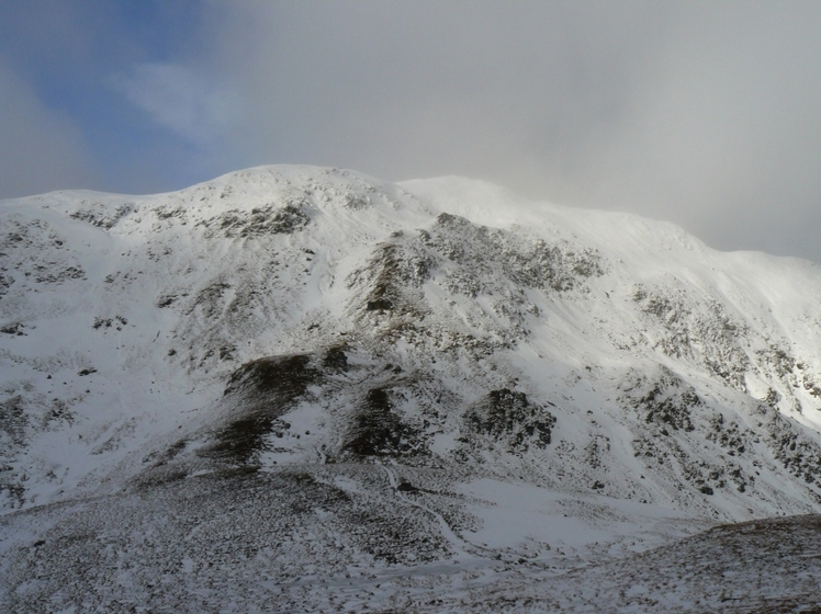 Meall nan Tarmachan weather