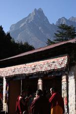 Mount Khumbila photo