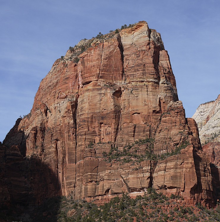 Angels Landing weather