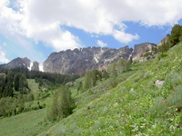 Deseret Peak photo