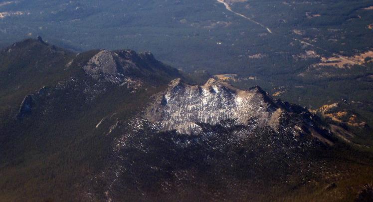 Twin Sisters Peaks weather
