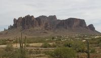 Superstition Mountain photo
