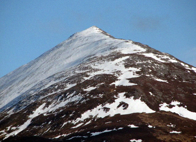 Schiehallion weather