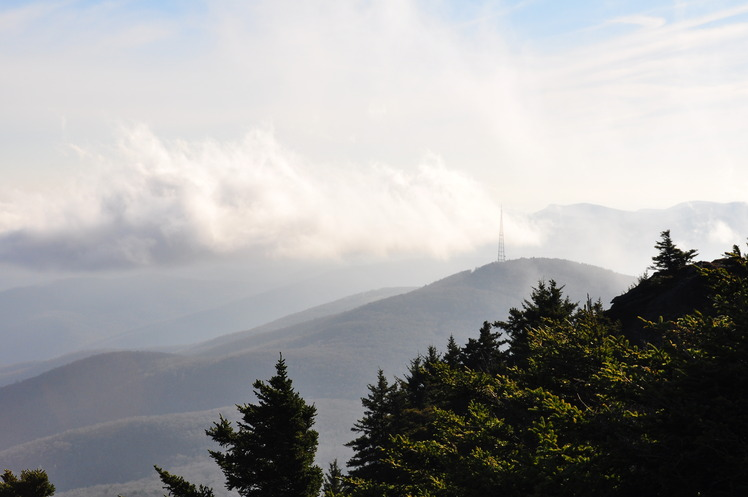 Grandmother Mountain (North Carolina) weather