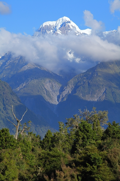 Mount Tasman weather