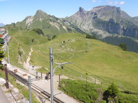Schynige Platte photo