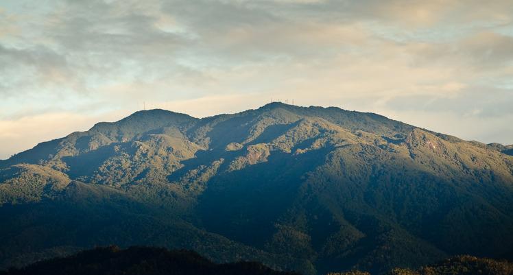 Cerro de la Muerte weather
