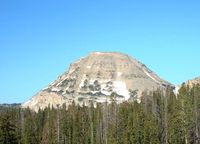 Bald Mountain (Utah) photo