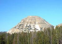 Bald Mountain (Utah) photo