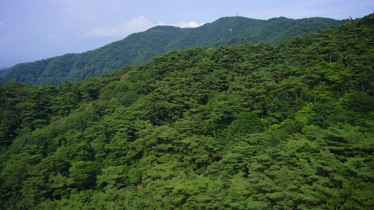 Mount Rokkō weather