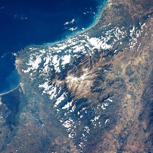 Sierra Nevada de Santa Marta weather