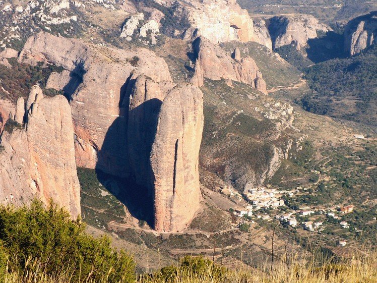 Mallos de Riglos weather