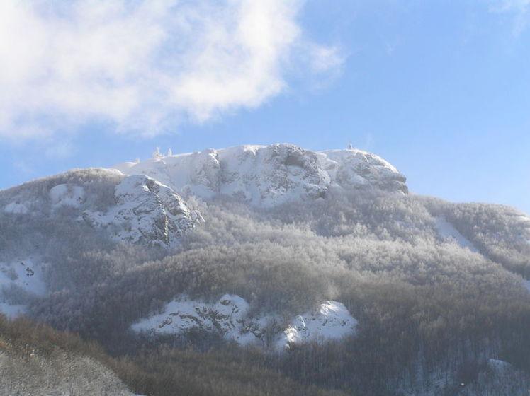 Monte Maggiorasca weather