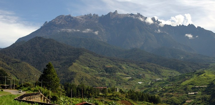 Mount Kinabalu weather