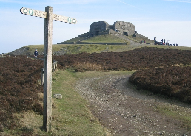 Moel Famau weather