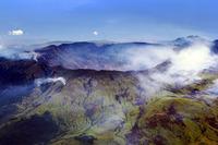 Mount Tambora photo