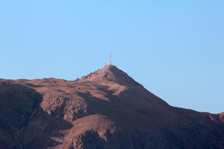 Mount Pantokrator weather