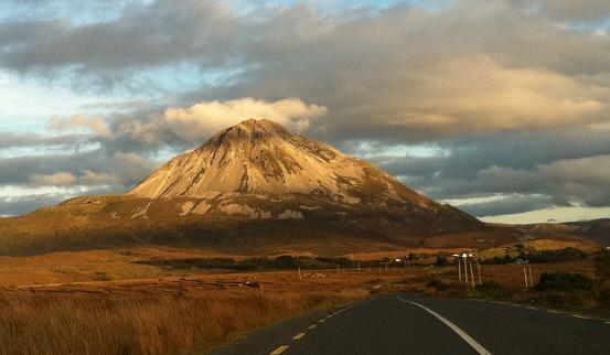Mount Errigal weather