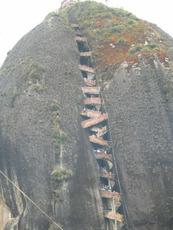 El Peñon de Guatape (monolith) photo