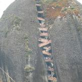 El Peñon de Guatape (monolith)