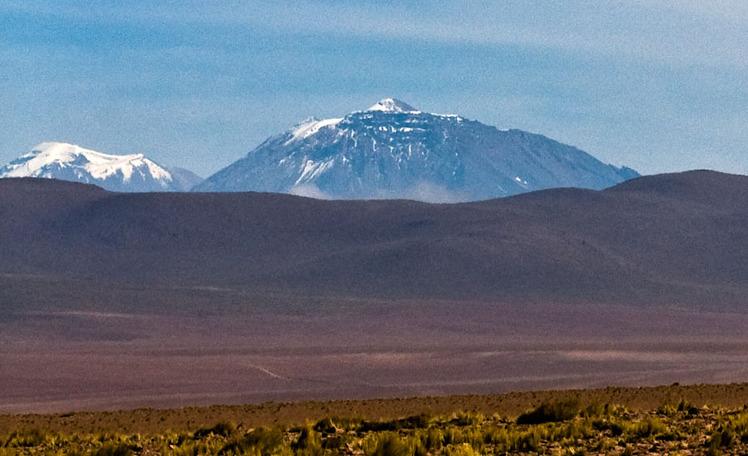 San Pablo (volcano)