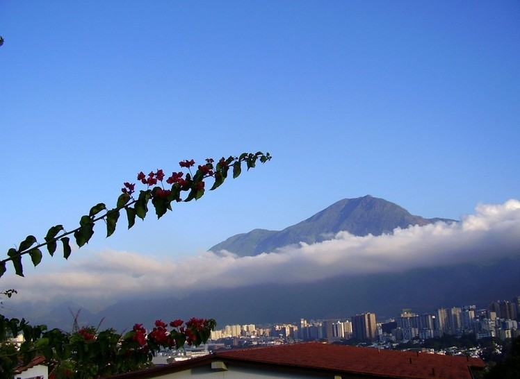 Cerro El Ávila weather