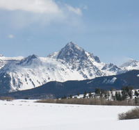 Mount Sneffels photo