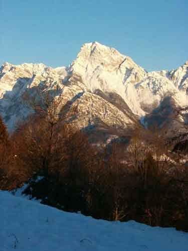 Monte Sernio weather