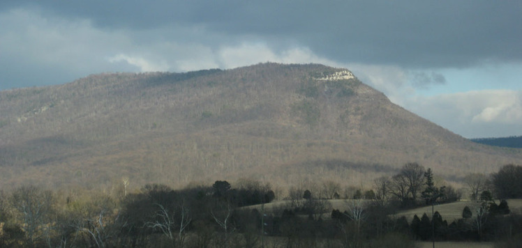 Short Mountain (Virginia) weather