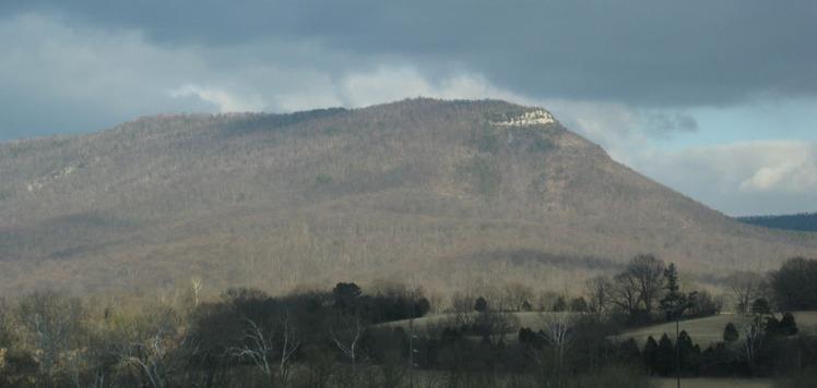Short Mountain (Virginia) weather