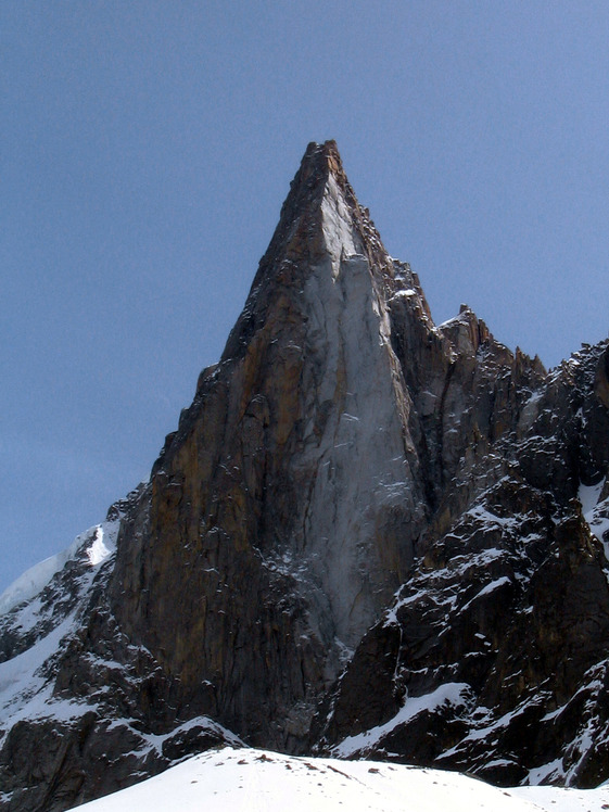 Aiguille du Dru weather