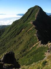 Mount Aka (Yatsugatake) photo
