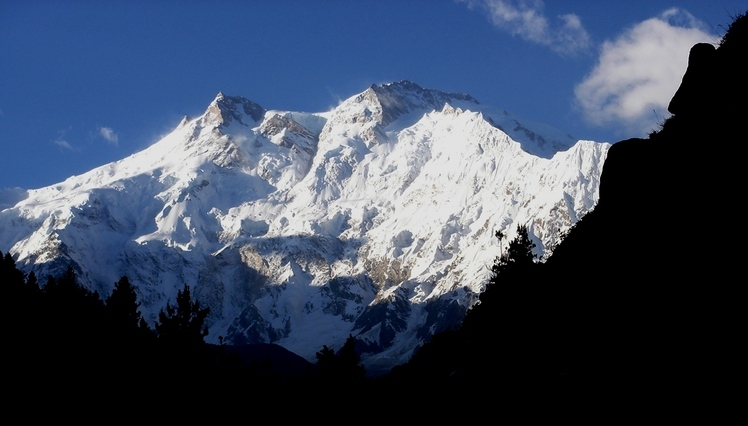Nanga Parbat weather