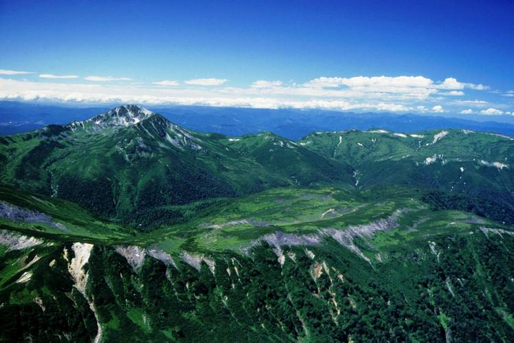 Mount Kurobegorō weather