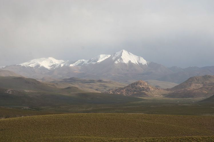 Cerro Lípez weather
