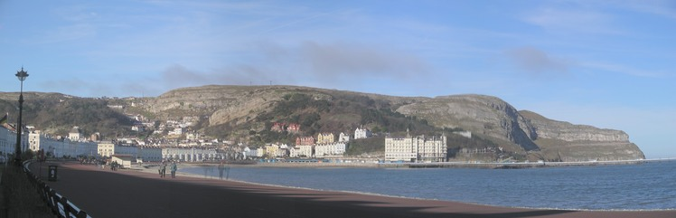 Great Orme weather