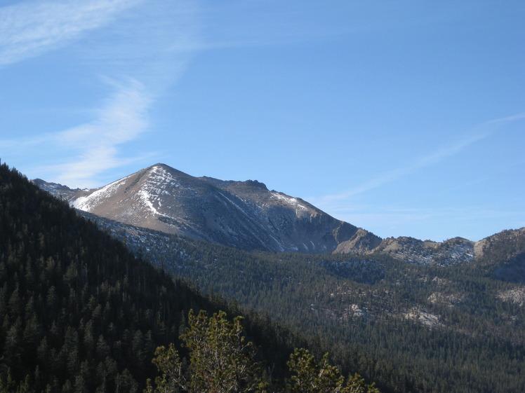 Freel Peak weather