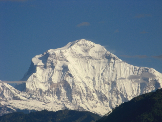 Dhaulagiri weather