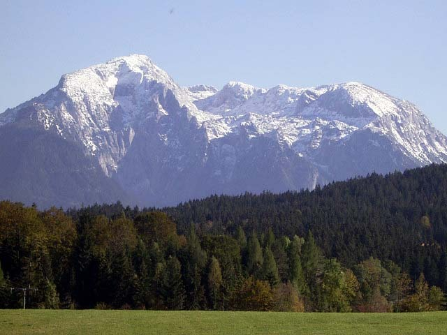 Hohe Goll or Hoher Göll weather