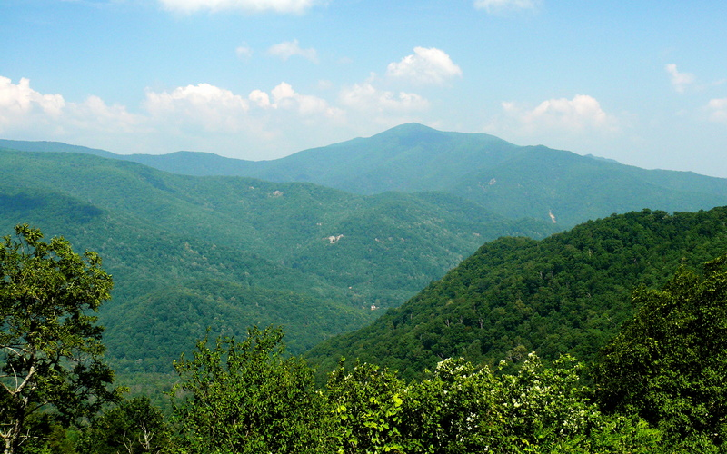 Cold Mountain North Carolina Mountain Information