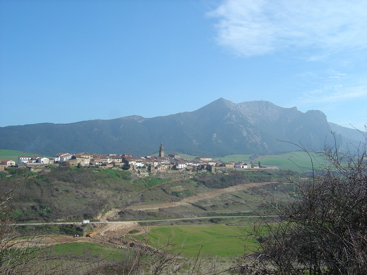 Sierra de Codés weather