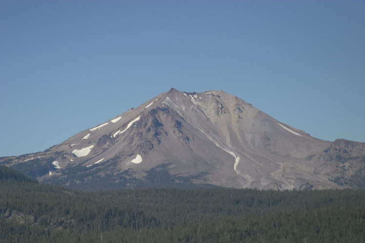 Lassen Peak weather