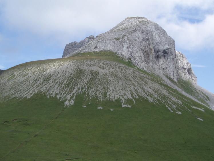 Pointe d'Areu weather