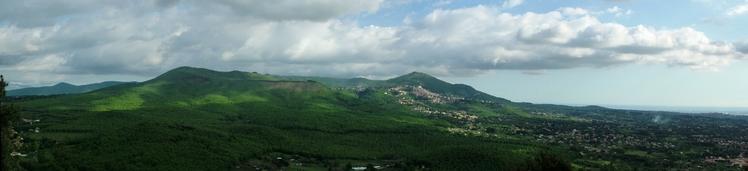 Monte Cavo weather