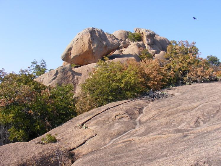Spy Rock (Mason County, Texas) weather