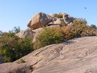 Spy Rock (Mason County, Texas) photo