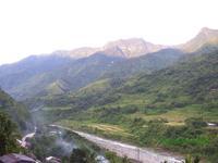Sleeping Beauty Mountain, Kalinga photo