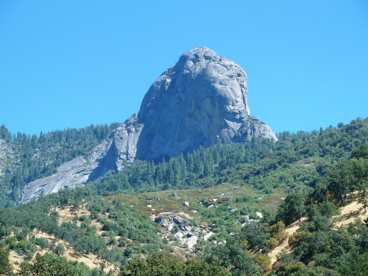Moro Rock weather